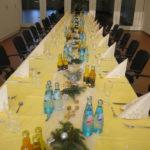 Weihnachtsfeier Schullandheim Olganitz im BKZ Mittweida