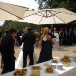 Hochzeit auf Schloß Waldenburg