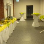 Catering zur Fachveranstaltung im Büroland Chemnitz - Oktober 2014